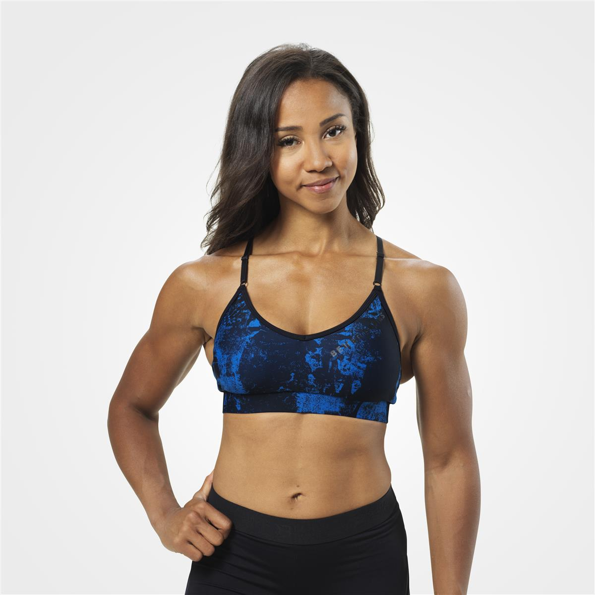 a78a9f1032ff7 Dámske BetterBodies High Line Short Top, Strong blue :: WLF webshop ...